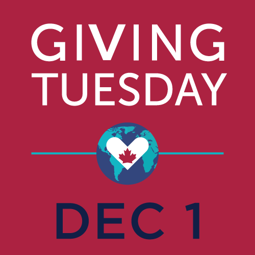 Giving Tuesday December 1 2020