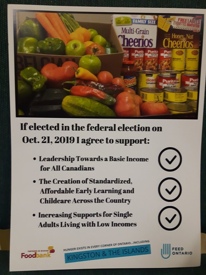 ​​​​Election Day Monday October 21 2019