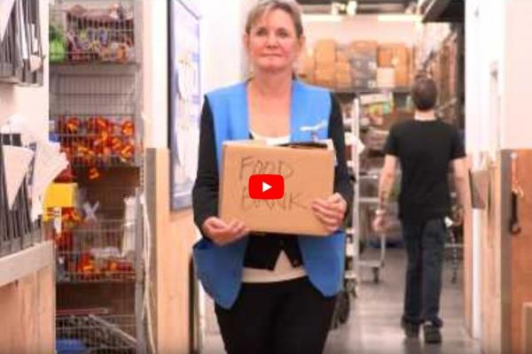 Walmart Canada National Thanksgiving Food Drive video